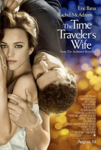 the time travelers wife movie poster eric bana rachel mcadams